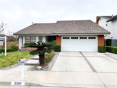 2201 Heritage Way, Fullerton, CA 92833 - MLS#: PW21012637