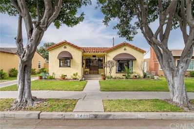 2427 Pine Avenue, Long Beach, CA 90806 - MLS#: PW21016671