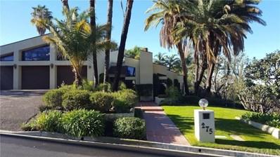 275 S Owens Drive, Anaheim Hills, CA 92808 - MLS#: PW21018076
