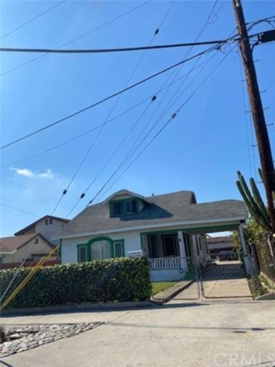 667 S Humphreys Avenue, East Los Angeles, CA 90022 - MLS#: PW21018187