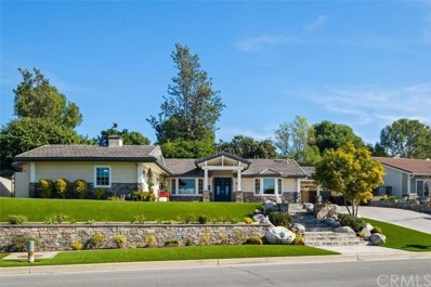 5692 Mountain View Avenue, Yorba Linda, CA 92886 - MLS#: PW21020096