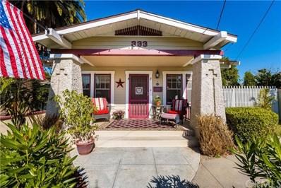 333 E Culver Avenue, Orange, CA 92866 - MLS#: PW21026581