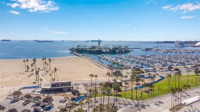 700 E Ocean Boulevard UNIT 802, Long Beach, CA 90802 - MLS#: PW21032204