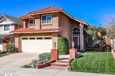 5045 Woodland Avenue, Yorba Linda, CA 92887 - MLS#: PW21032743