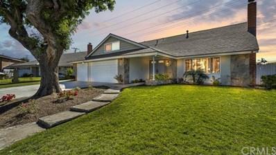 3802 Spurr Circle, Brea, CA 92823 - MLS#: PW21035366
