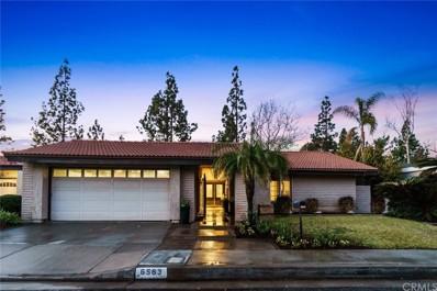 6563 E Via Estrada, Anaheim Hills, CA 92807 - MLS#: PW21037502