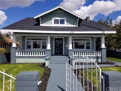 2707 Cridge Street, Riverside, CA 92507 - MLS#: PW21039832