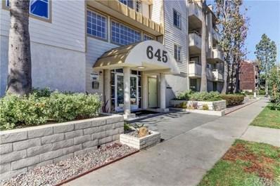 645 Chestnut Avenue UNIT 111, Long Beach, CA 90802 - MLS#: PW21069597