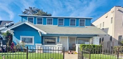 1221 W 42nd Street, Los Angeles, CA 90037 - MLS#: PW21069614