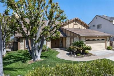 673 S Pathfinder Trail, Anaheim Hills, CA 92807 - MLS#: PW21071819