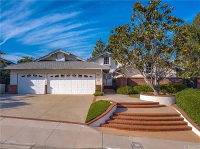 611 S Frontier Court, Anaheim Hills, CA 92807 - MLS#: PW21072451