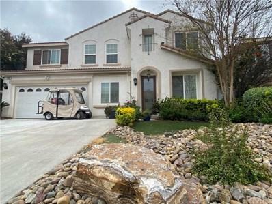 26981 Cimarron Canyon Drive, Moreno Valley, CA 92555 - MLS#: PW21074442