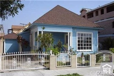 1617 E Florida Street, Long Beach, CA 90802 - MLS#: PW21085862