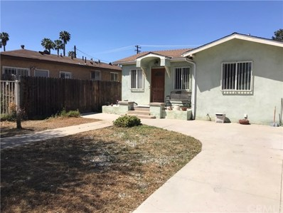 1253 W 95th Street, Los Angeles, CA 90044 - MLS#: PW21086432