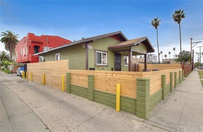 1118 E 21st Street UNIT A, Long Beach, CA 90806 - MLS#: PW21087797