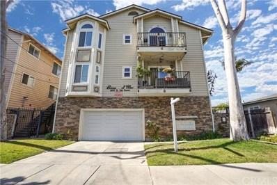 1637 E 5th Street UNIT 301, Long Beach, CA 90802 - MLS#: PW21094291