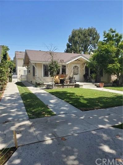 129 Malvern Avenue, Fullerton, CA 92832 - MLS#: PW21103291