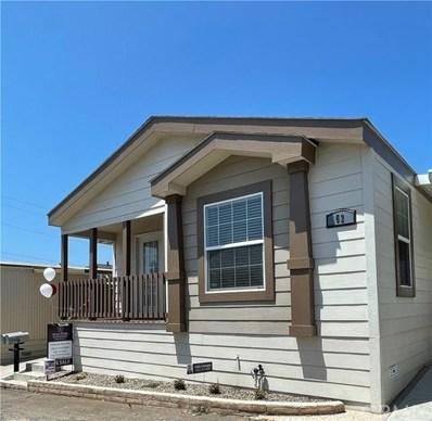 121 Orange Avenue UNIT 62, Chula Vista, CA 91911 - MLS#: PW21105031