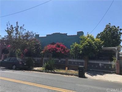 1679 West Boulevard, Los Angeles, CA 90019 - MLS#: PW21112658