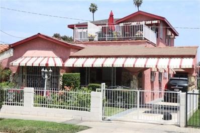 837 W 70th Street, Los Angeles, CA 90044 - MLS#: PW21114081