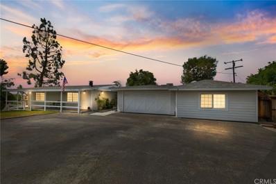 4242 Avocado Avenue, Yorba Linda, CA 92886 - MLS#: PW21116513