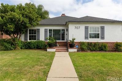 707 E Marshall Place, Long Beach, CA 90807 - MLS#: PW21116651