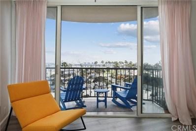 850 E Ocean Boulevard UNIT 311, Long Beach, CA 90802 - MLS#: PW21121817