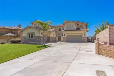 16997 Rocky Bend Court, Riverside, CA 92503 - MLS#: PW21127866