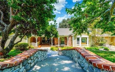 1017 N Woods Avenue, Fullerton, CA 92835 - MLS#: PW21132048