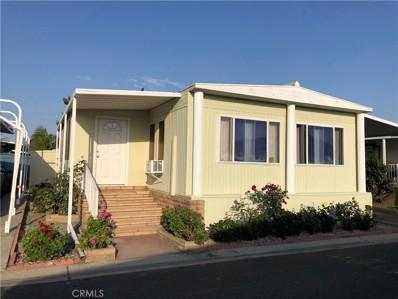 3101 S Fairview Street UNIT 153, Santa Ana, CA 92704 - MLS#: PW21133457
