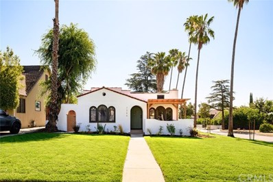 1200 N Dominion Avenue, Pasadena, CA 91104 - MLS#: PW21135234