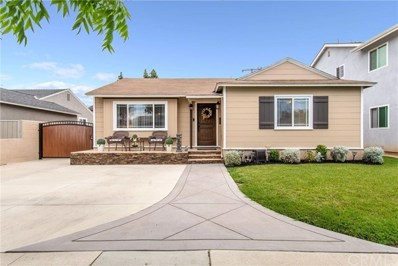 6512 Centralia Street, Lakewood, CA 90713 - MLS#: PW21136981