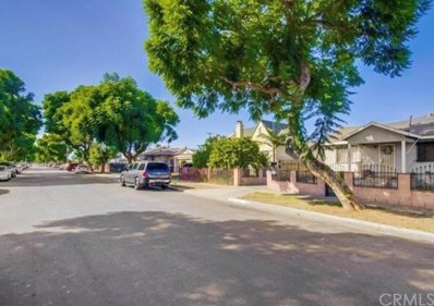 1263 E 87th Place, Los Angeles, CA 90002 - MLS#: PW21139086