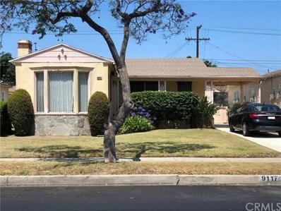 9117 Haas Avenue, Inglewood, CA 90047 - MLS#: PW21139592