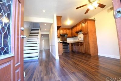 615 S Euclid Street UNIT K1, Santa Ana, CA 92704 - MLS#: PW21149118