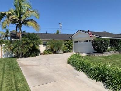 12171 Topaz Circle, Garden Grove, CA 92845 - MLS#: PW21160616