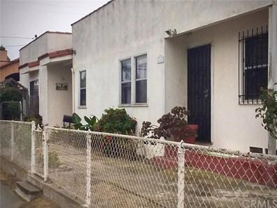 1442 W 25th Street, Long Beach, CA 90810 - MLS#: PW21185322