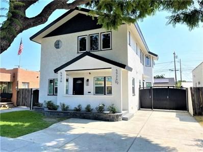 5926 Cerritos Avenue, Long Beach, CA 90805 - MLS#: PW21198989