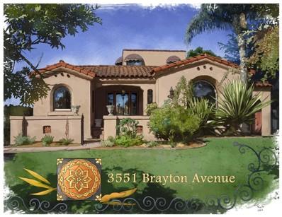 3551 Brayton Avenue, Long Beach, CA 90807 - MLS#: PW21208197