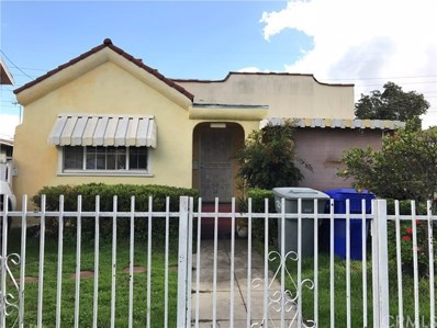 8114 Elizabeth Avenue, South Gate, CA 90280 - MLS#: RS17006883