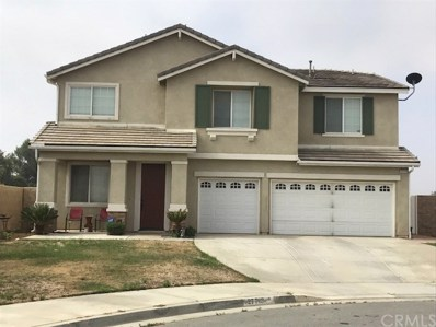27713 Blue Topaz Drive, Romoland, CA 92585 - MLS#: RS17131019