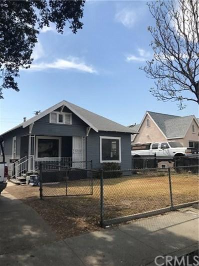 673 Hoefner Avenue, East Los Angeles, CA 90022 - MLS#: RS17163263