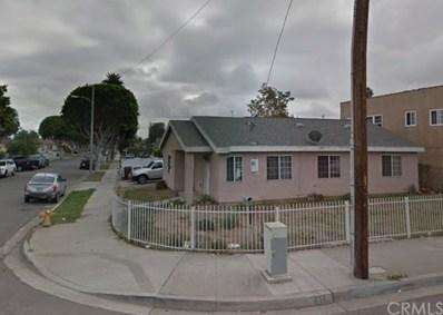 414 N Wilmington Avenue, Compton, CA 90220 - MLS#: RS17170602