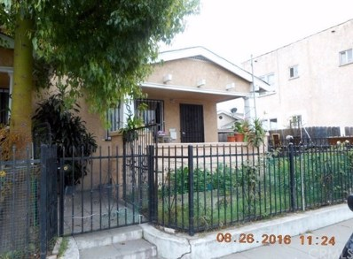 900 W 59th Drive, Los Angeles, CA 90044 - MLS#: RS17202054