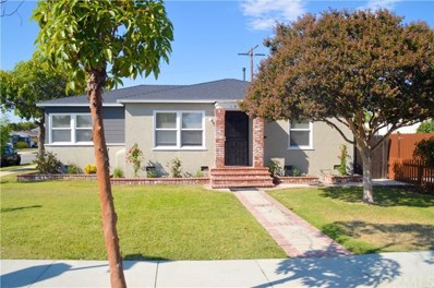 1903 E Silva Street, Long Beach, CA 90807 - MLS#: RS17208847