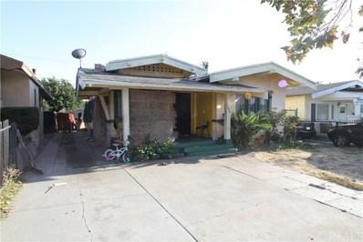 1304 W 55th Street, Los Angeles, CA 90037 - MLS#: RS17208988