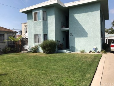 1787 W 35th Place, Los Angeles, CA 90018 - MLS#: RS17216925