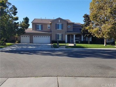 28325 Crispin Drive, Moreno Valley, CA 92555 - MLS#: RS17225915