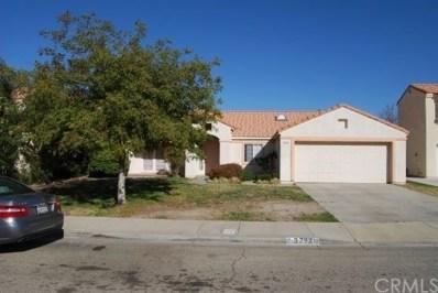 37920 Amethyst Street, Palmdale, CA 93552 - MLS#: RS17226006