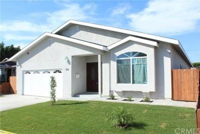 335 E Francis Avenue E, La Habra, CA 90631 - MLS#: RS17227653